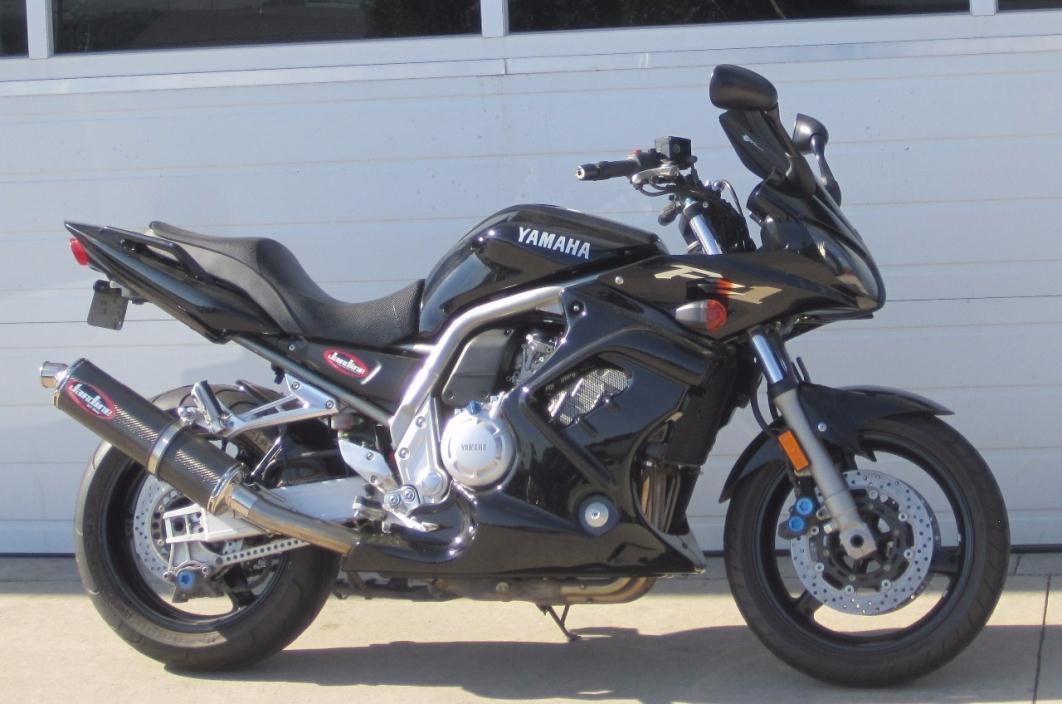 Yamaha fz 1 motorcycles for sale in south dakota for Yamaha rapid city sd