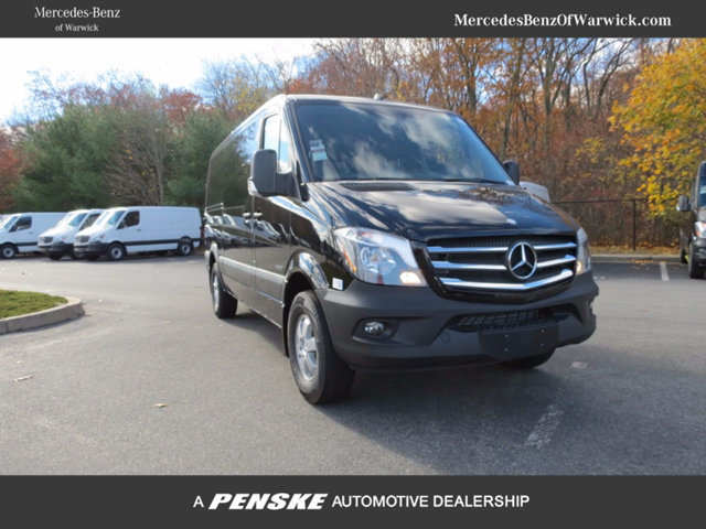 2016 Mercedes-Benz Sprinter 2500 144 Passenger Van