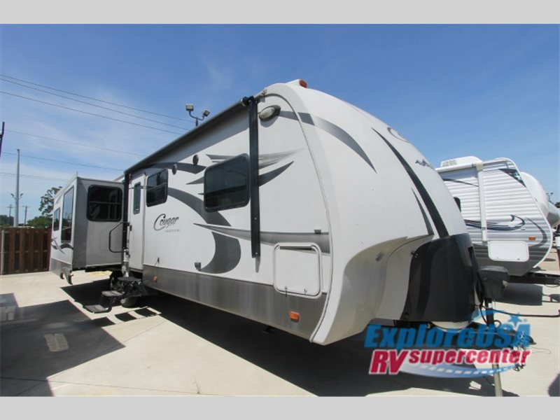 2011 Keystone Rv Cougar High Country 321RES