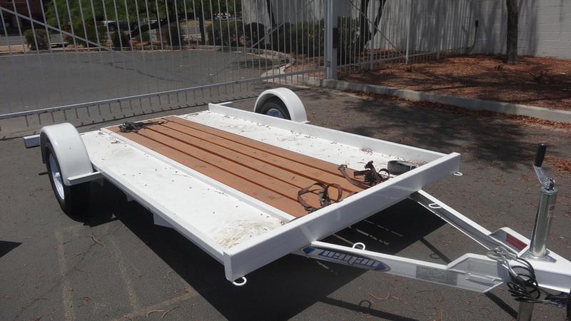 2016 Zieman F-511 Wood Deck
