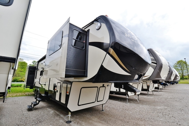 2017 Keystone Rv Montana High Country 374FL
