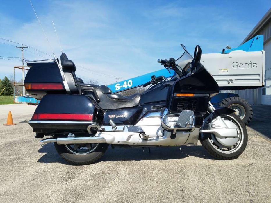 honda goldwing 1200 motorcycles for sale. Black Bedroom Furniture Sets. Home Design Ideas