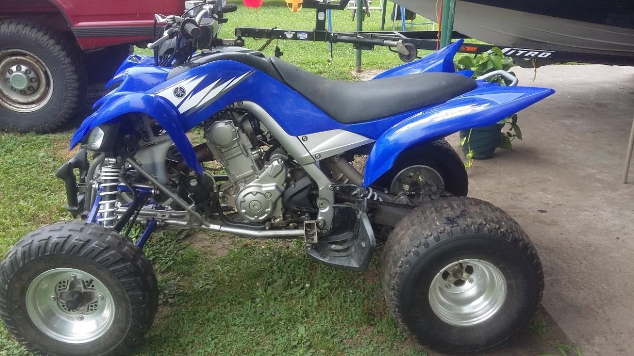 2006 yamaha 700 raptor motorcycles for sale. Black Bedroom Furniture Sets. Home Design Ideas