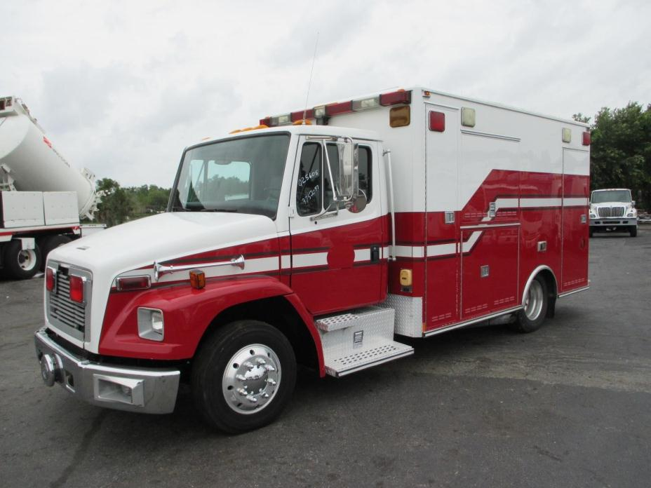 1997 Freightliner Fl60 Ambulance