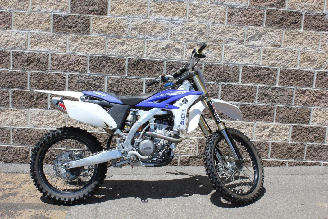 Yamaha yz250f ref 003668 motorcycles for sale for Yamaha yz250f for sale
