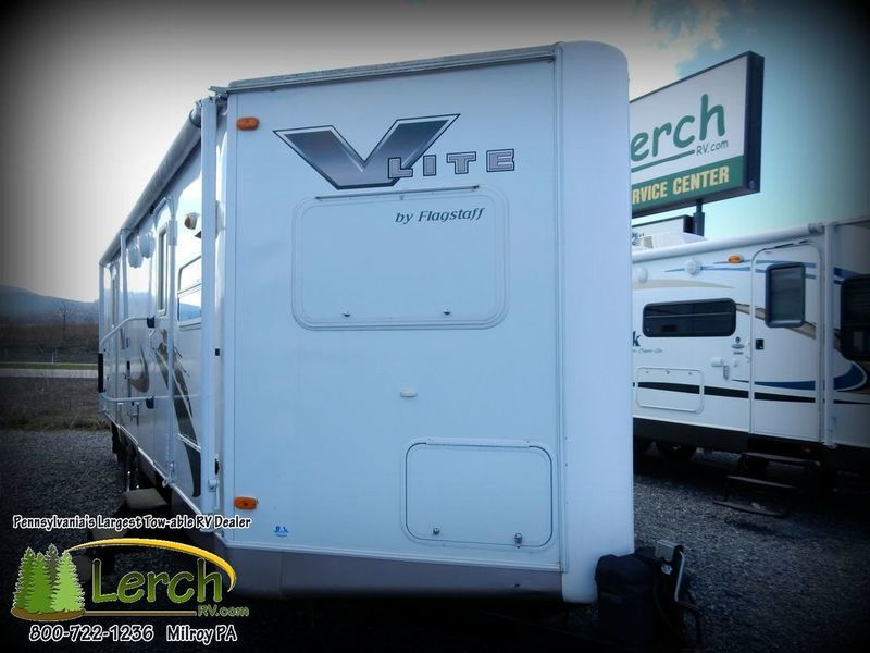 Forest Flagstaff V Lite Rvs For Sale In Pennsylvania