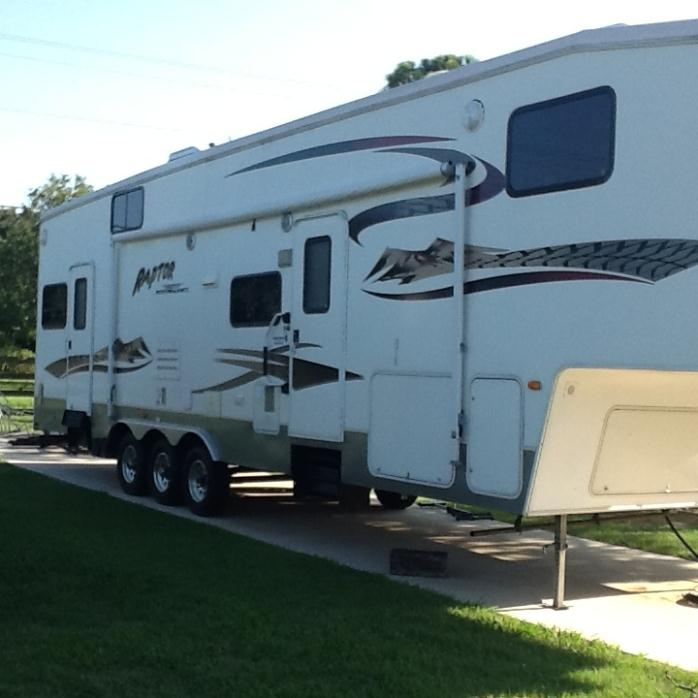 I Have An Onan 7000 Marquis Gold And It Has Approximately: Dune Buggy RVs For Sale