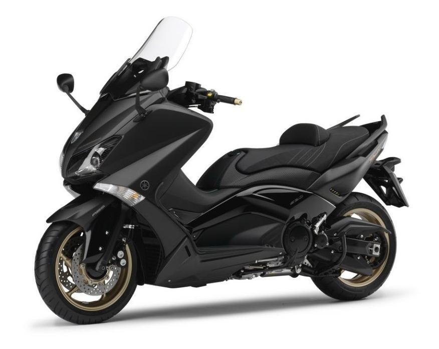 2015 Yamaha Tmax