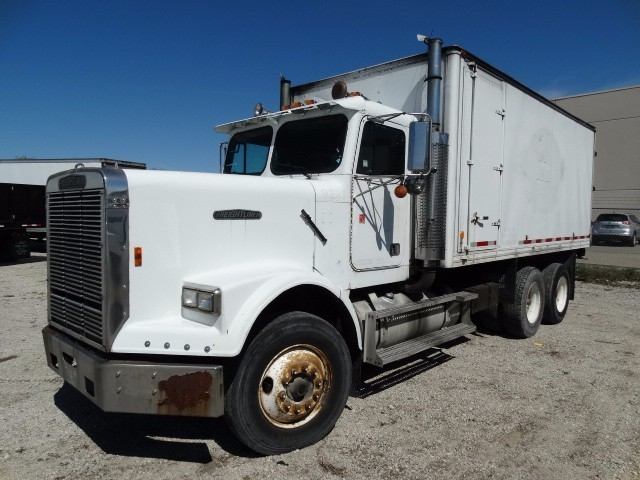 1987 Freightliner Flc12064 Cab Chassis