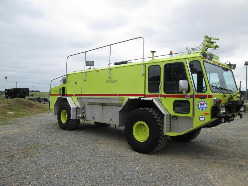 1990 E-One Titan Force 4x4 Fire Truck