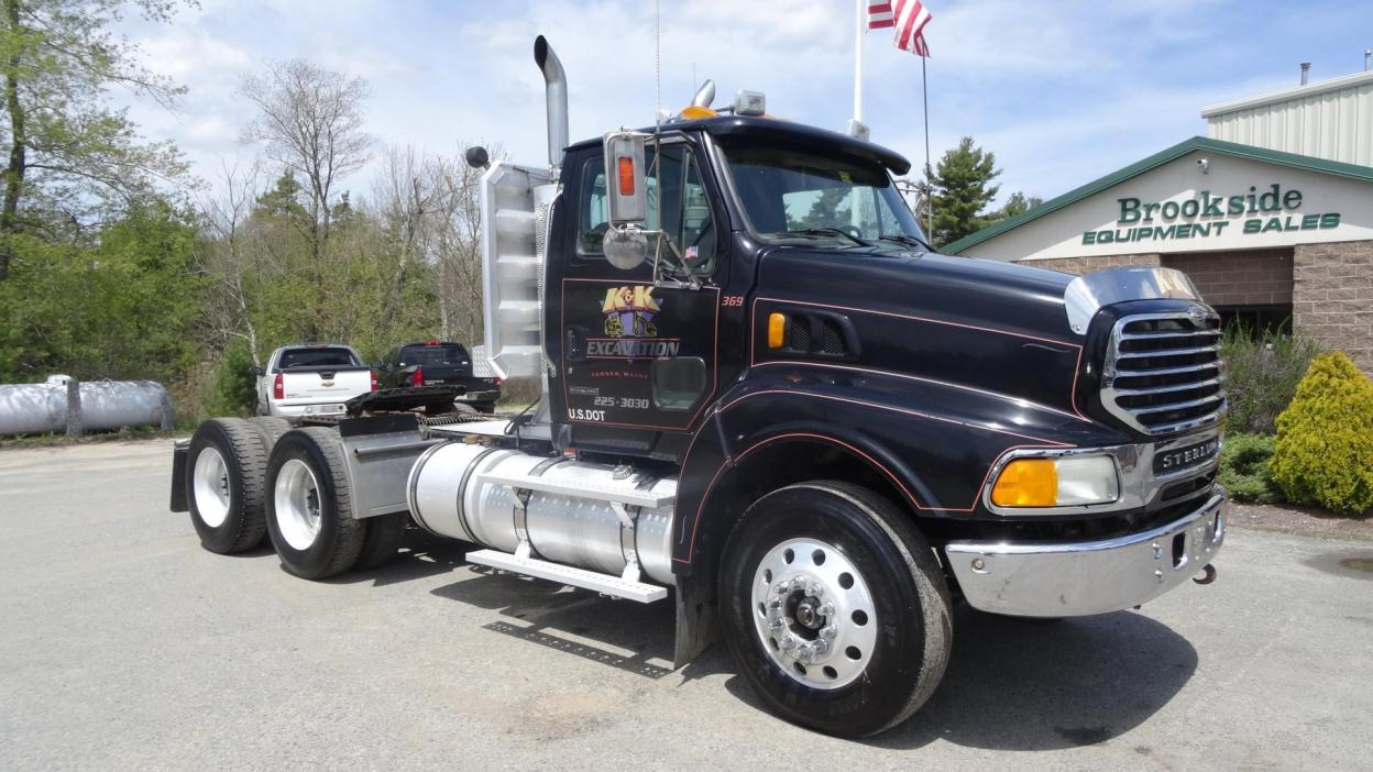 2005 Sterling Lt9500  Conventional - Day Cab