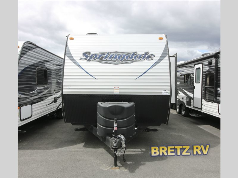 2016 Keystone Rv Springdale 212RBWE