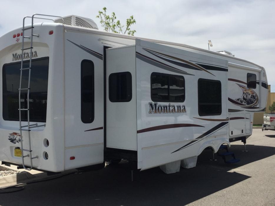 2013 Keystone Montana 331RLT