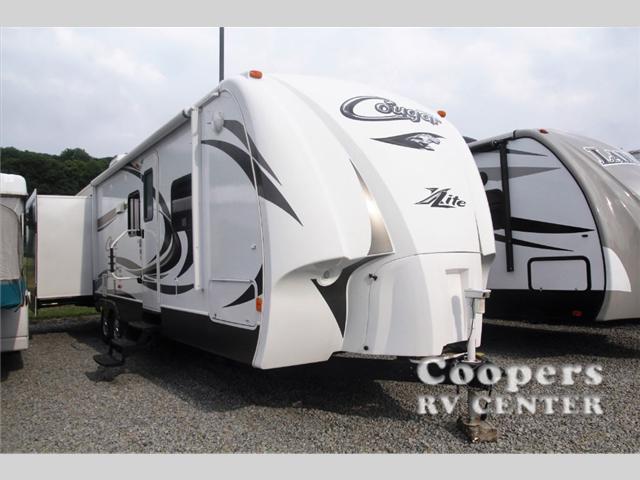 2011 Keystone Rv Cougar X-Lite 30BHS
