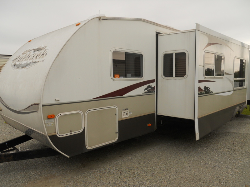 Outback Lightweight Travel Trailers For Sale