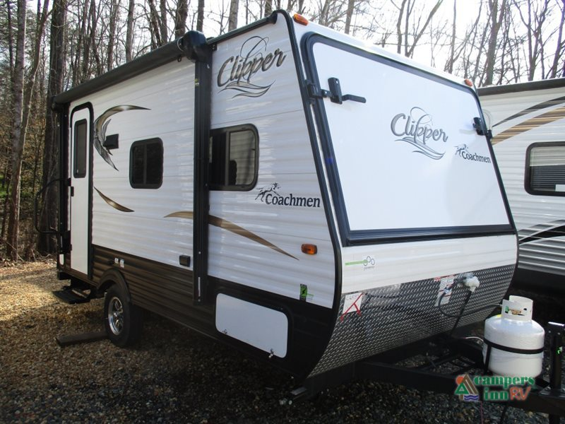 2016 Coachmen Rv Clipper Ultra-Lite 16RBD