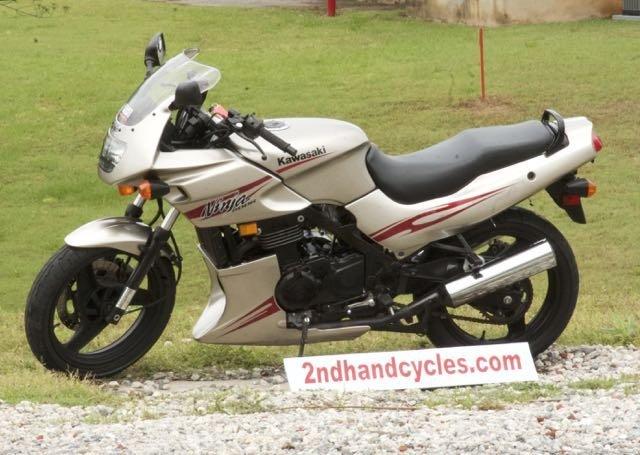 2003 Kawasaki ZZR1200