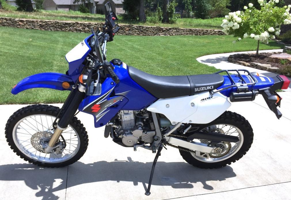 2005 Suzuki V-Strom 1000