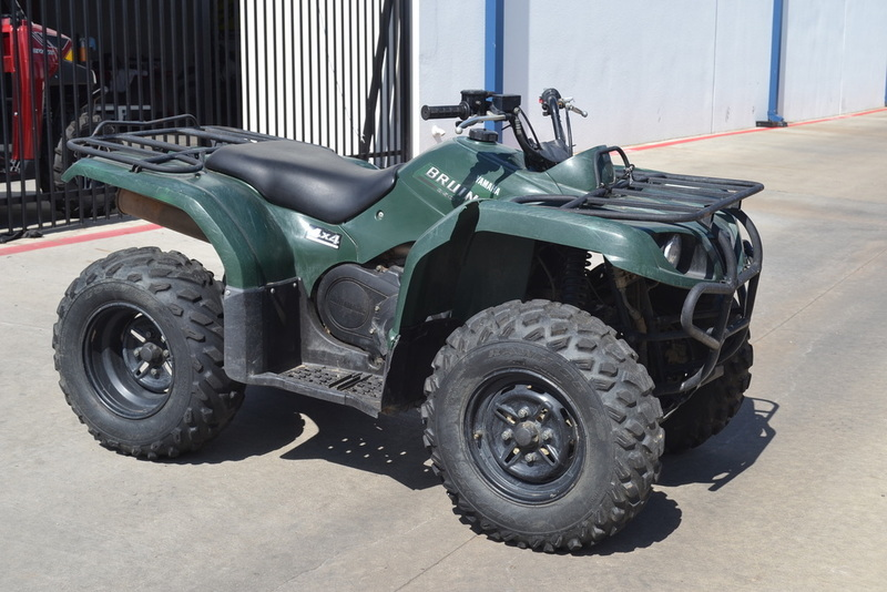 Yamaha bruin 350 auto 4x4 motorcycles for sale in texas for Yamaha 350 4x4