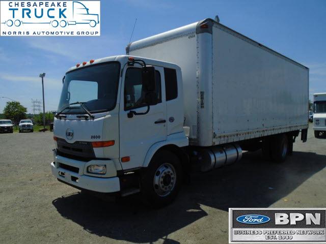 2011 Ud 2600  Box Truck - Straight Truck