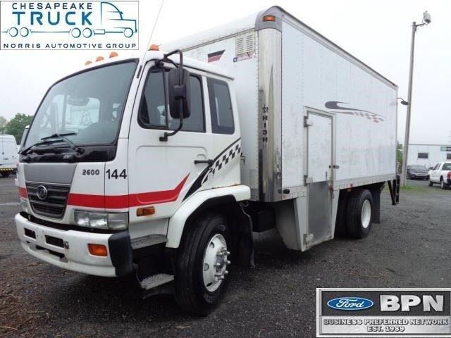 2007 Ud 2600  Box Truck - Straight Truck