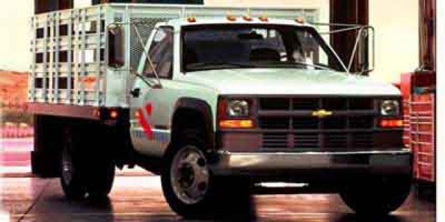 2000 Chevrolet C 3500 Hd  Cab Chassis