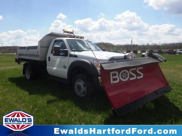2016 Ford Super Duty F-550 Drw  Contractor Truck