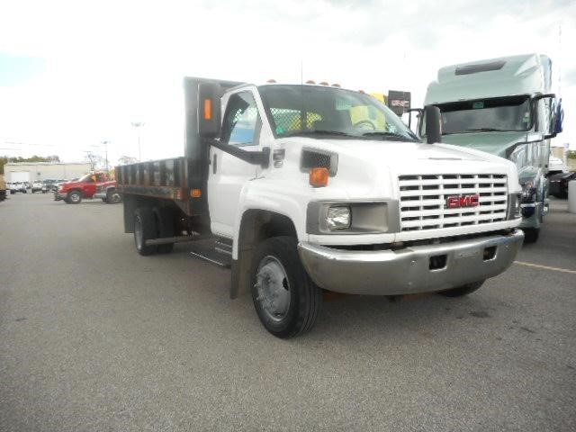 2005 Gmc Topkick C4500 Flatbed Truck