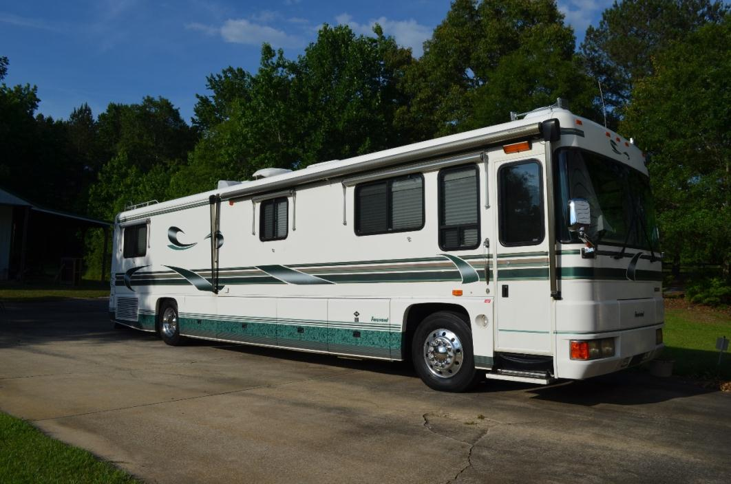 Foretravel Rvs For Sale In Georgia