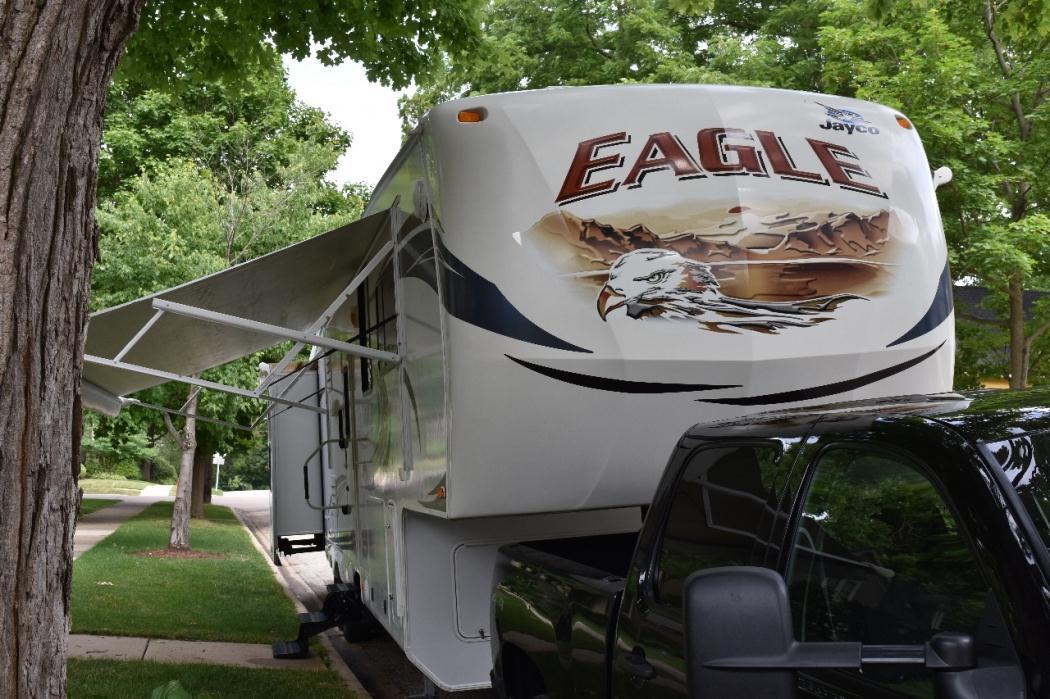 jayco eagle 365 bhs rvs for sale