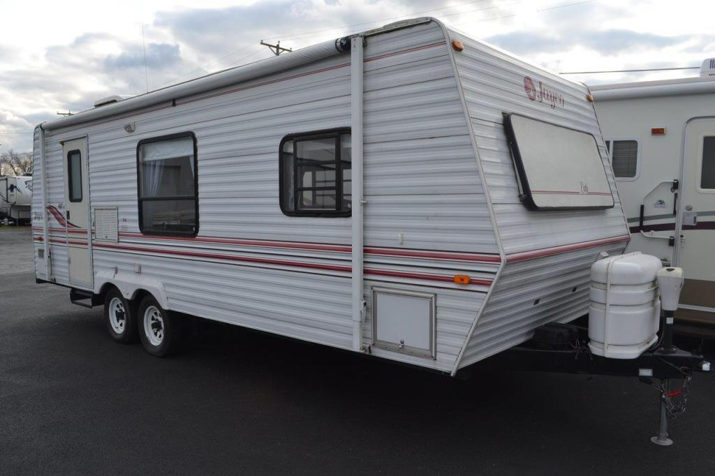 1997 Jayco Eagle Travel Trailer Rvs For Sale