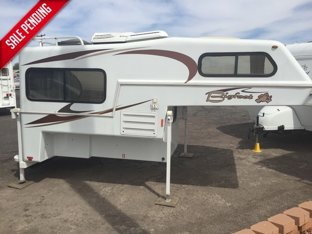 2015 Bigfoot 8.2 Short Bed 1500 Series