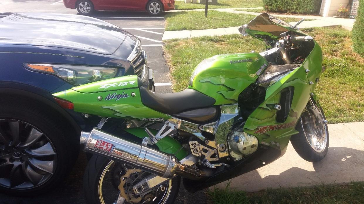 2013 Kawasaki Voyager 1700 1700CC