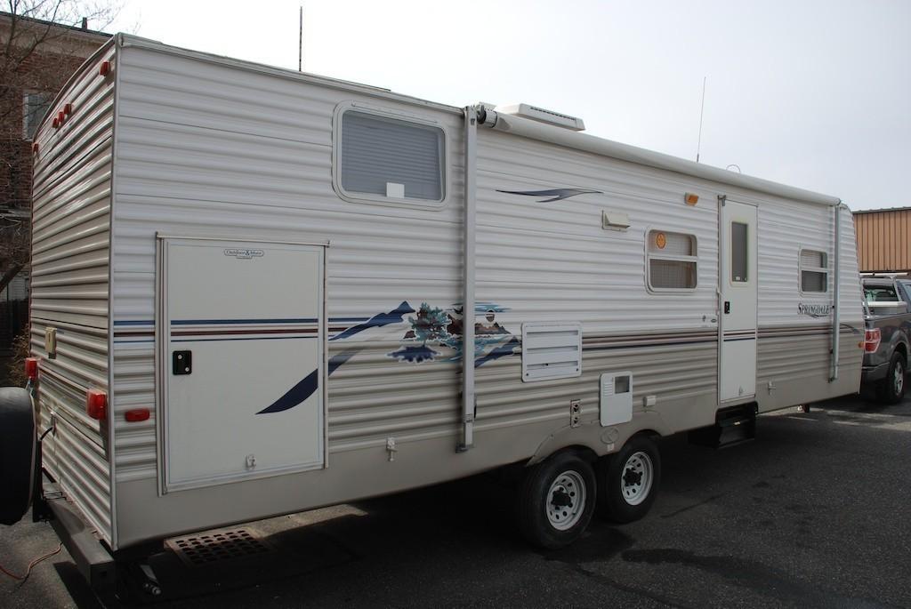 2006 Keystone Springdale 286RLDS