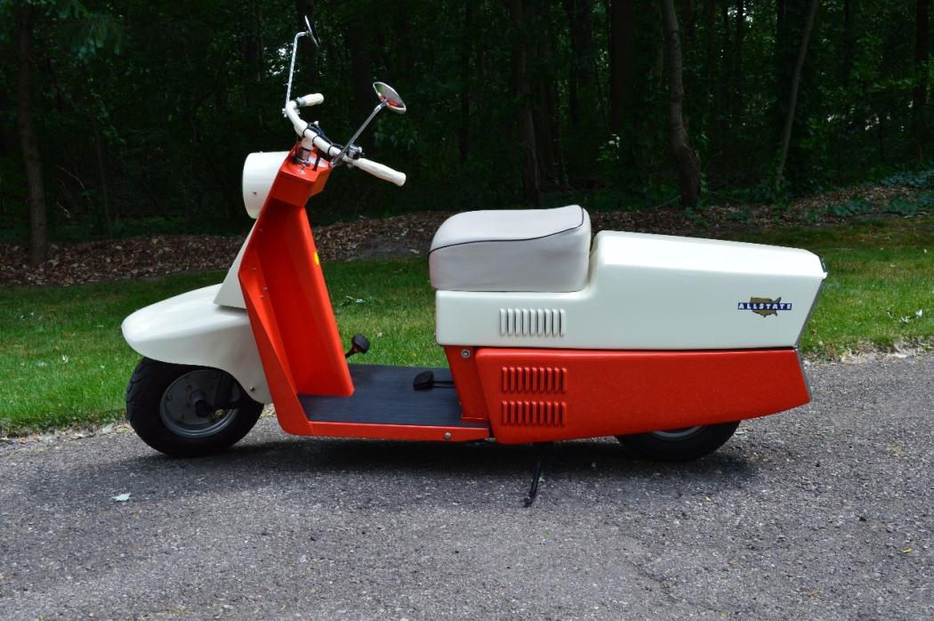 Cushman Scooter Parts Motorcycles For Sale
