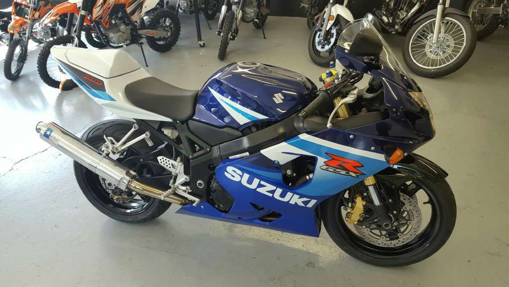 Getting Left Over Motorcycles From Suzuki
