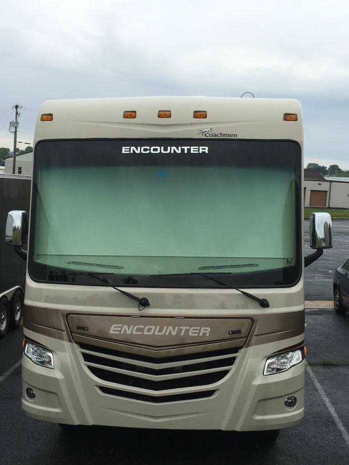 2015 Coachmen Encounter 37LS