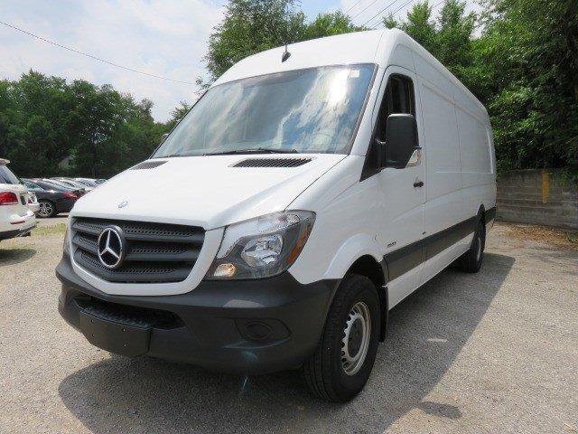 2015 Mercedes-Benz Sprinter Ext Cargo Van