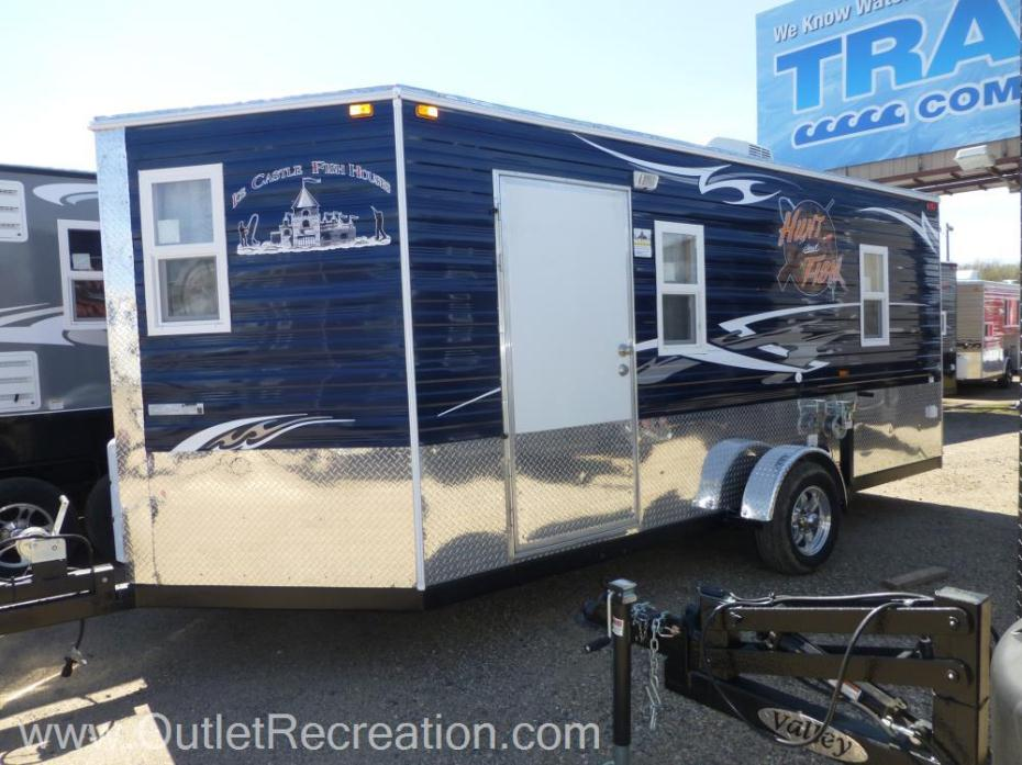 Fish house rvs for sale in clearwater minnesota for Fish house for sale mn