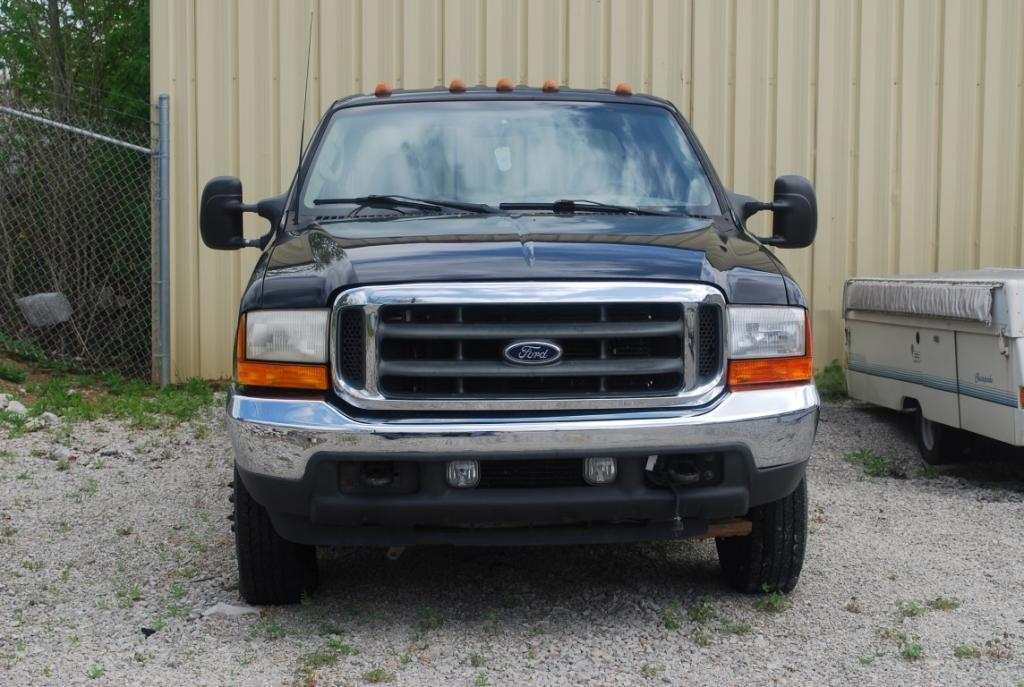 2001 Ford Lariet Dually DIESEL F-350