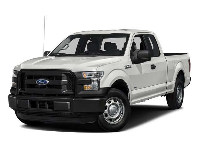 2016 Ford F150  Extended Cab