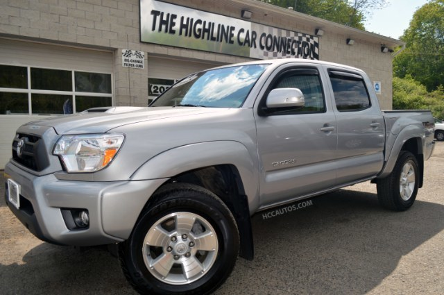 2015 Toyota Tacoma 4wd Double Cab Trd  Pickup Truck