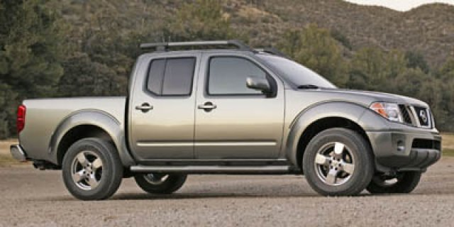 2005 Nissan Frontier Crew Cab Cars For Sale