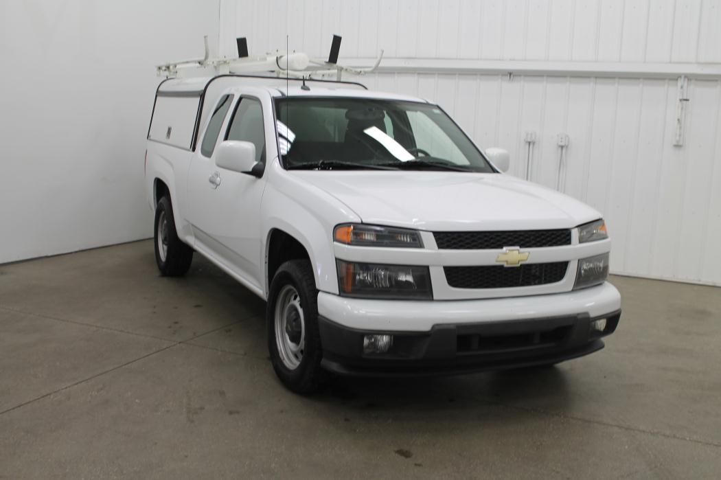 2012 Chevrolet Colorado Work Truck 4x2 Extended Cab Extended Cab