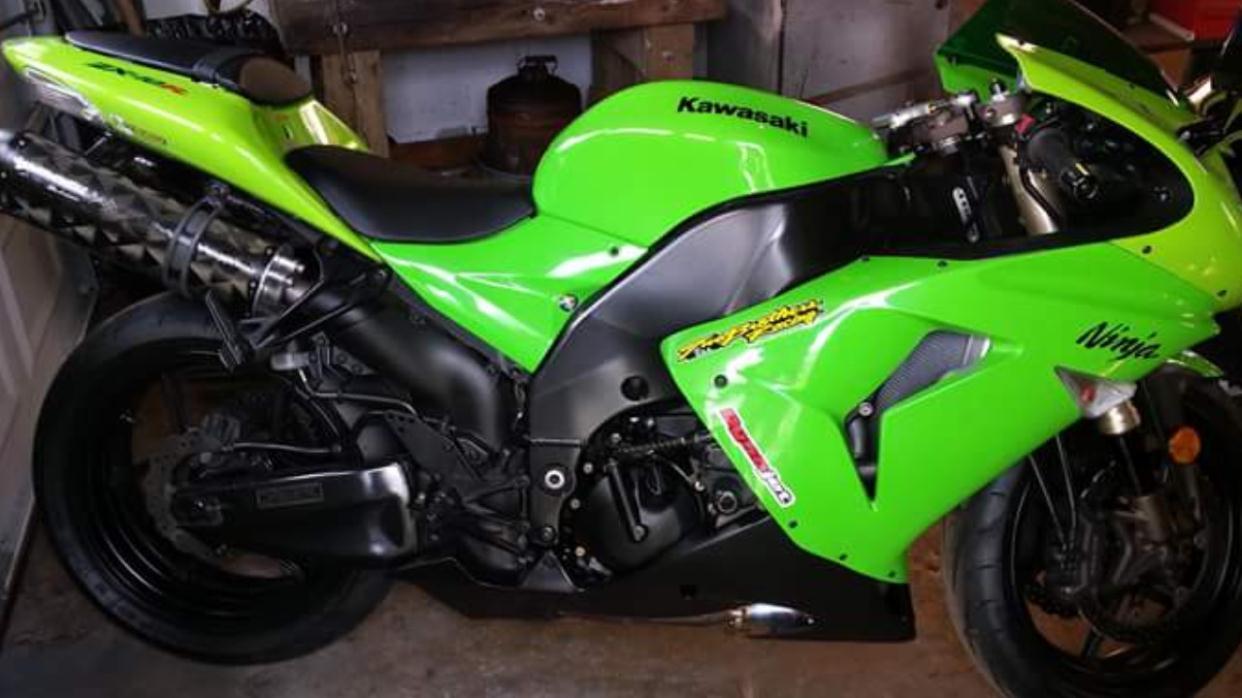 2006 zx10r motorcycles for sale in philadelphia pennsylvania. Black Bedroom Furniture Sets. Home Design Ideas