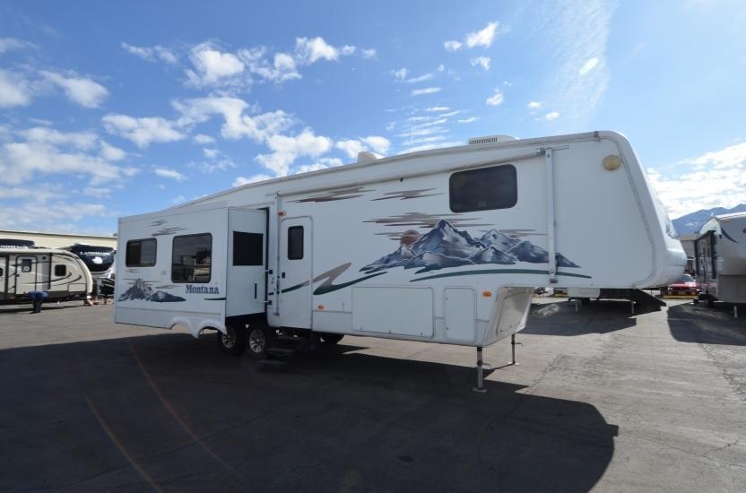 Keystone Montana 3400 Rl Rvs For Sale In Utah