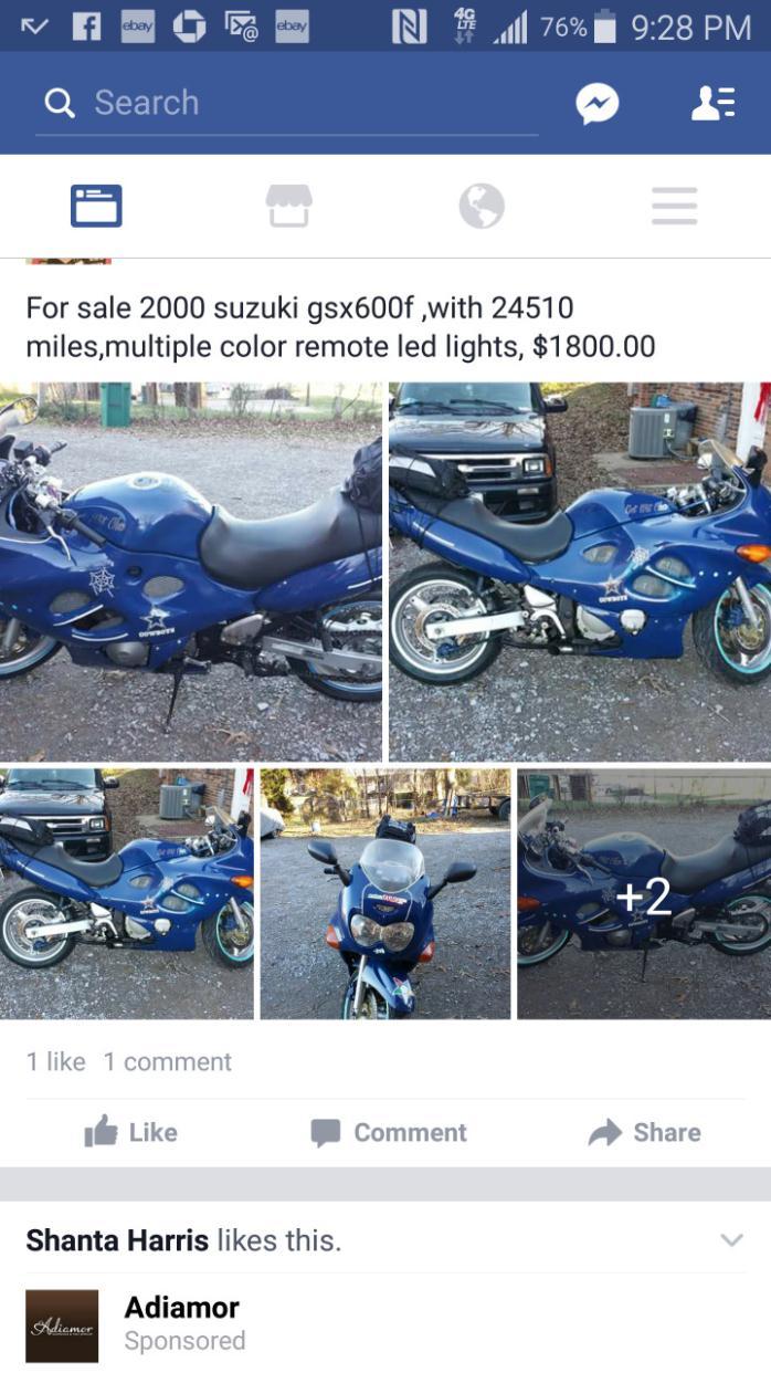 Suzuki Of Louisville Motorcycles