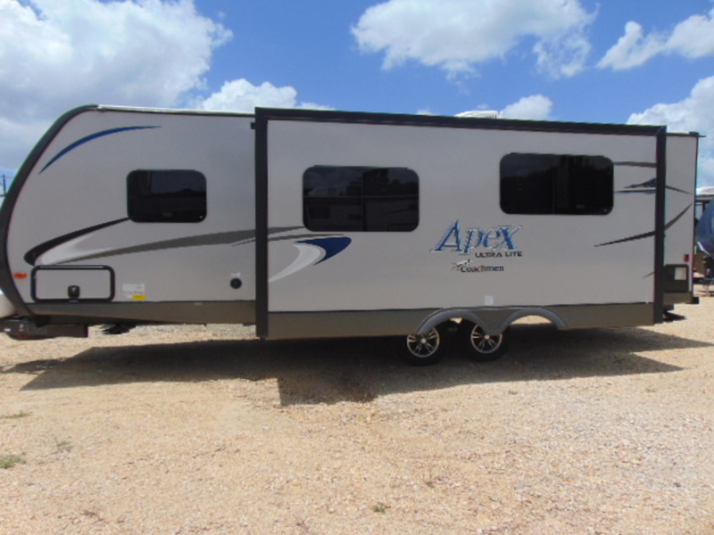 2017 Coachmen Apex 269RBSS