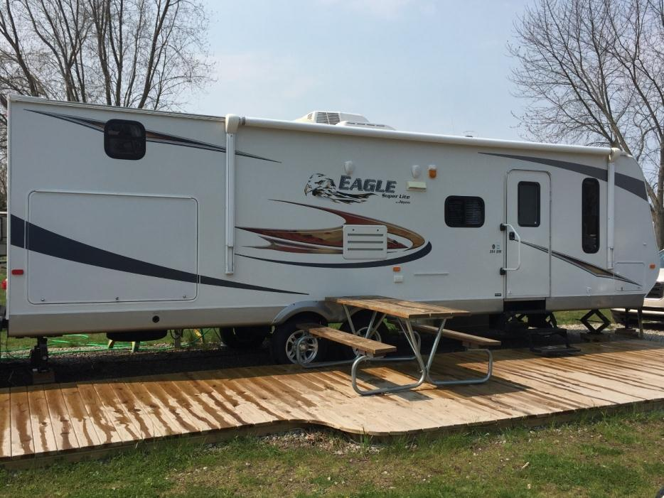 Jayco Eagle Super Lite 304bhs Rvs For Sale