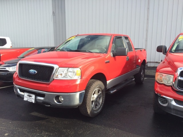 2007 Ford F-150 XLT SuperCab Flareside 4WD